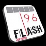Logo da emissora Flash 96 FM