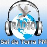 Logo da emissora Rádio Sal da Terra FM