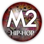 Logo da emissora Radio M2 Hip Hop
