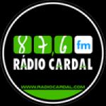 Logo da emissora Rádio Cardal 87.6 FM