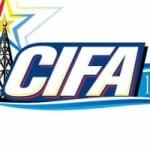 Logo da emissora Radio CIFA 104.1 FM