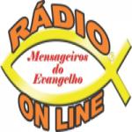 Logo da emissora Rádio Mensageiros do Evangelho