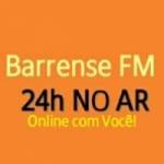 Logo da emissora Barrense FM
