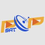 Logo da emissora Rede Pop Sat