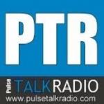 Logo da emissora Pulse Talk Radio
