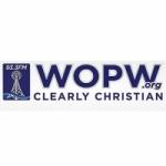 Logo da emissora Radio WOPW 93.3 FM