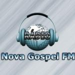 Logo da emissora Rádio Nova Gospel FM
