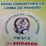 Logo da emissora Rádio Lomba Do Pinheiro