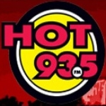 Logo da emissora Radio CIGM Hot 93.5 FM