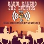 Logo da emissora Rádio Rancho Jr 2