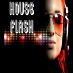 Logo da emissora Web Rádio House Flash