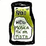 Logo da emissora Rádio Web Música Tá Na Pista