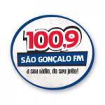Logo da emissora São Gonçalo FM