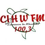 Logo da emissora Radio CIHW 100.3 FM