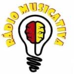 Logo da emissora Rádio Musicativa