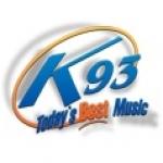 Logo da emissora Radio CIKX K93 93.0 FM