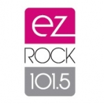 Logo da emissora Radio CILK EZ Rock 101.5 FM