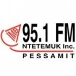 Logo da emissora Radio CIMB 95.1 FM