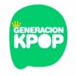 Logo da emissora Generation KPop