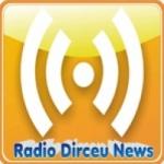 Logo da emissora Rádio Dirceu News