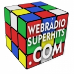 Logo da emissora Webrádio Superhits