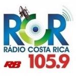Logo da emissora Rádio RCR 105.9 FM