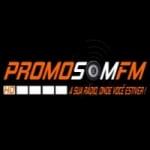 Logo da emissora Promosom FM