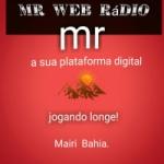 Logo da emissora Web Rádio MR