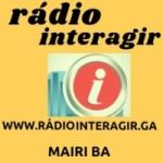 Logo da emissora Rádio Interagir