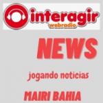 Logo da emissora Interagir Web Rádio