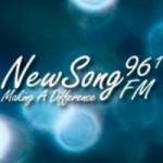 Logo da emissora Radio CINB New Song 96.1 FM