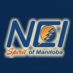 Logo da emissora Radio NCI 105.5 FM