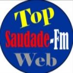 Logo da emissora Top Saudade FM