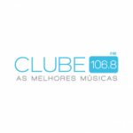 Logo da emissora Rádio Clube Madeira 106.8 FM