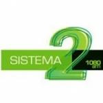 Logo da emissora Radio Sistema 2 1080 AM