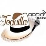 Logo da emissora Radio Toquilla 106.9 FM