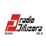 Logo da emissora Rádio Difusora 1530 AM