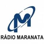 Logo da emissora Rádio Maranata