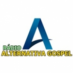 Logo da emissora Rádio Alternativa Gospel