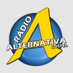 Logo da emissora Rádio Alternativa Gospel