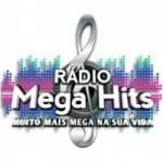 Logo da emissora Rádio Mega Hits MS
