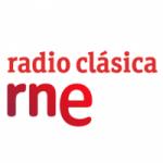 Logo da emissora Radio Clásica RNE 98.8 FM