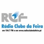 Logo da emissora Rádio Clube da Feira 104.7 FM