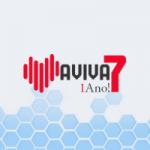Logo da emissora Rádio Aviva 7