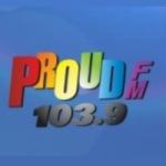 Logo da emissora Radio CIRR Proud 103.9 FM