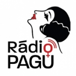 Logo da emissora Rádio Pagu