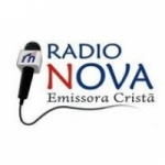 Logo da emissora Radio Nova 101.6 FM