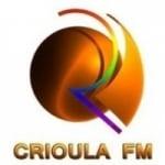 Logo da emissora Radio Crioula 94.9 FM