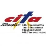 Logo da emissora Radio CITA 105.1 FM