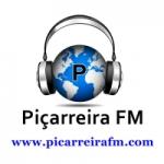 Logo da emissora Piçarreira FM